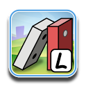Domino Run Lite icon