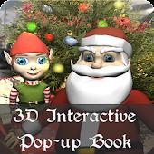 The Christmas Spirit - 3D book