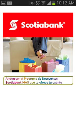 Scotiabank MAS Descuentos