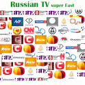 RUSSIAN TV SUPER FAST TV FREE icon