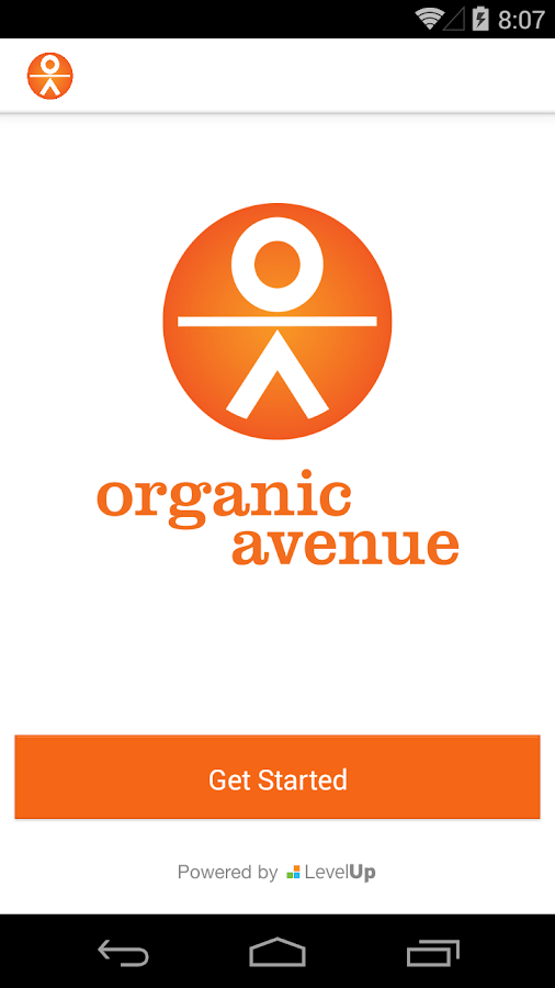 Organic Avenue - screenshot