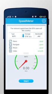 0 4G Speed Test App screenshot