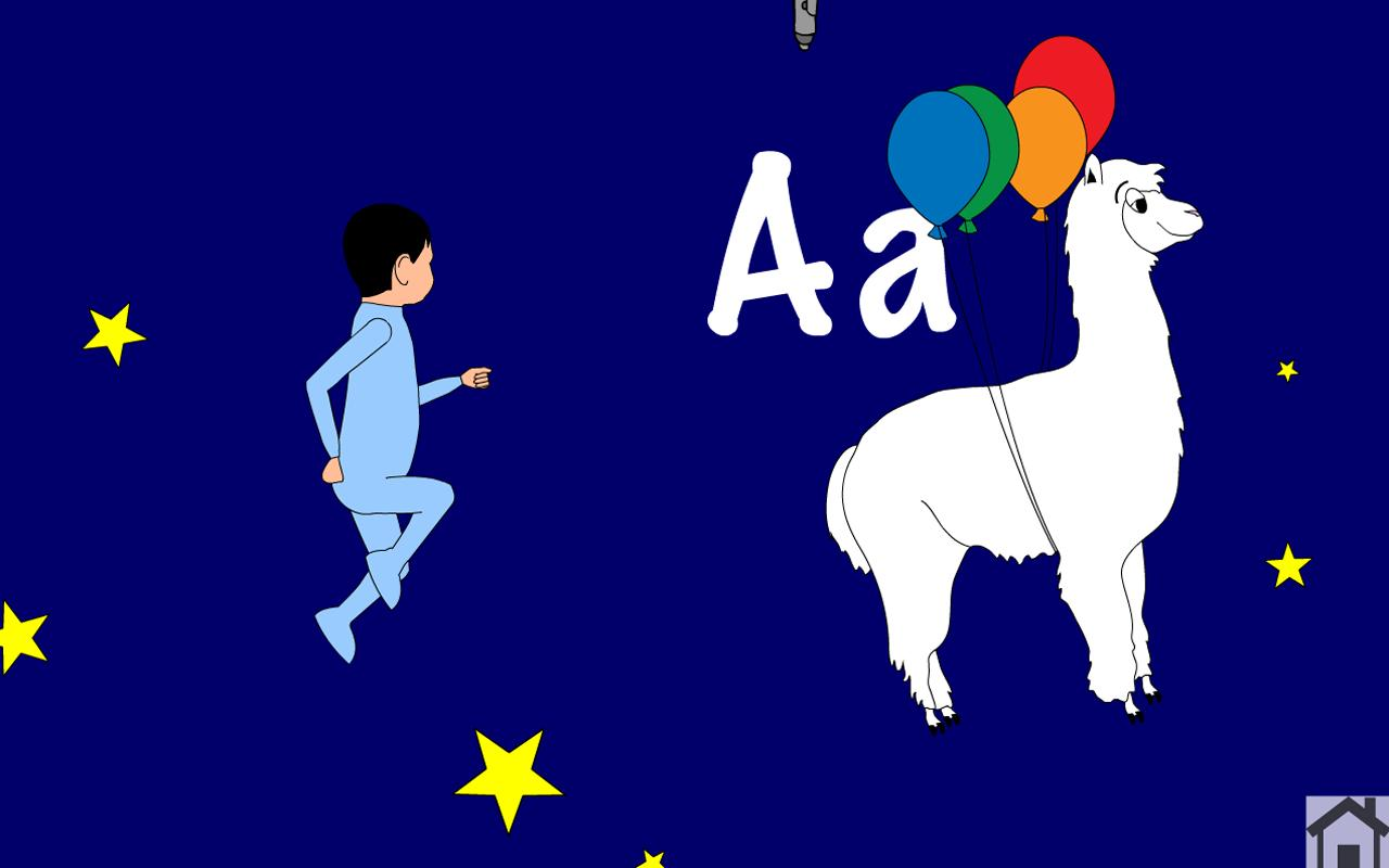 Iggy's ABCs - screenshot