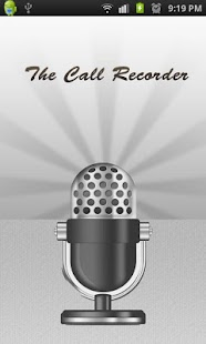 The Call Recorder - screenshot thumbnail