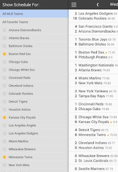 MLB Baseball Schedule & Scoresのおすすめ画像3