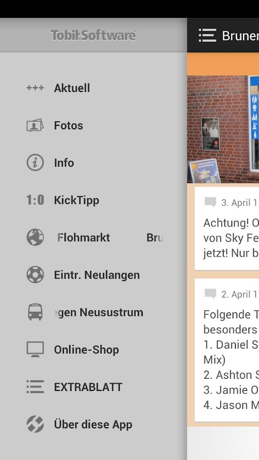 Brunen-Media - screenshot
