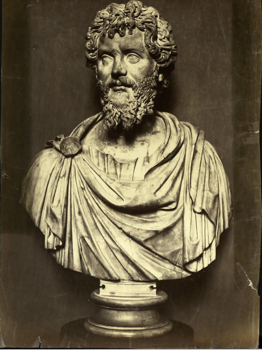 lucius septimius severus We follow the life of septimius severus as he controls the roman empire as the first african emperor.