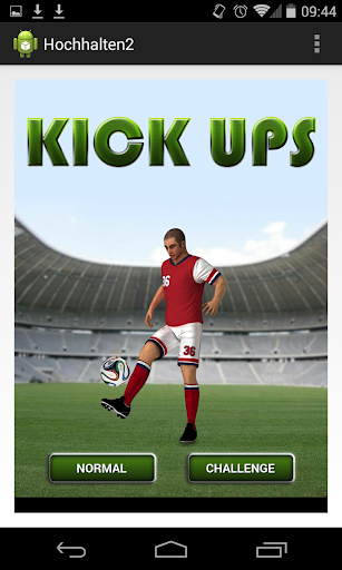 Football Kick it Up