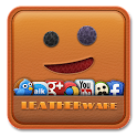Leatherware GO Launcher Theme
