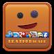 Leatherware GO Launcher Theme