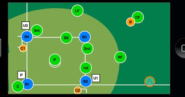 Softball Umpires Field Free - náhled