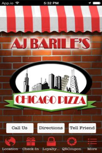 AJ Barile's Chicago Pizza