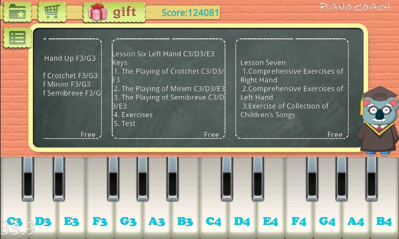 Piano Coach - screenshot