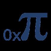 Pi hexadecimal calculator