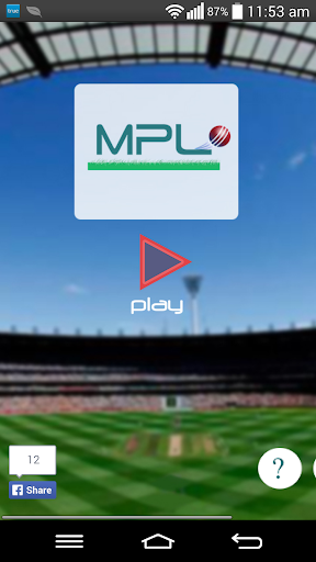 MPL Cricket