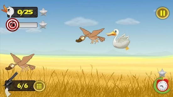 Duck Hunting Time: Shootem Up - screenshot thumbnail