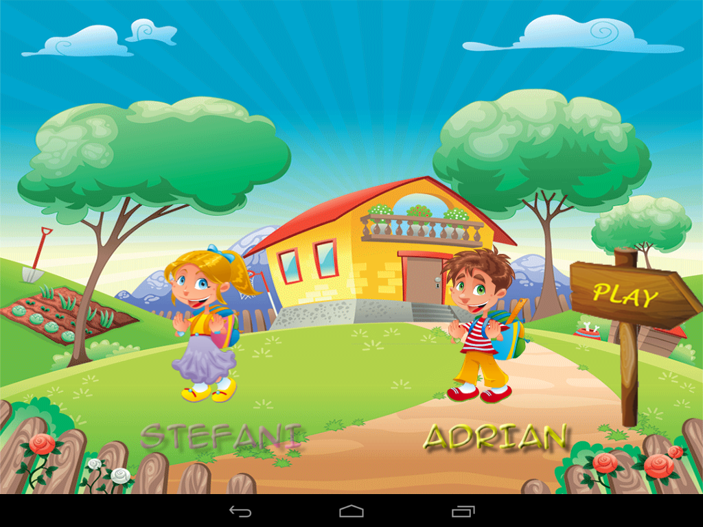 Learn English Kids Languages- screenshot