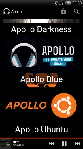 Theme Apollo Ubuntu