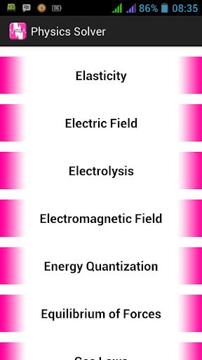 Physics Solver
