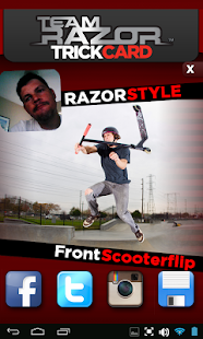 Razor® Trickshare- screenshot thumbnail