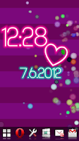 Screenshot of [Free] Neon Flow! Live Wall