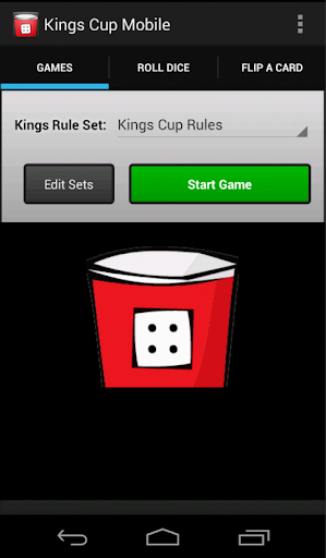 Kings Cup Mobile FREE + Dice