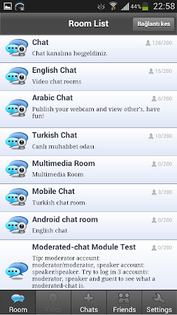 Video Chat Rooms - Look2cam 1.1.1 screenshot 639585