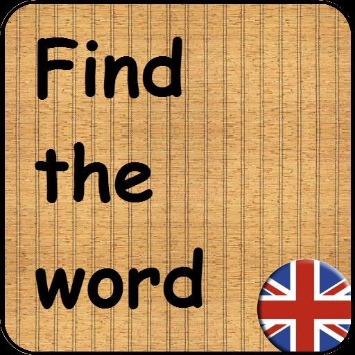 Scramble - Find the word 拼字 App LOGO-硬是要APP