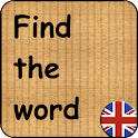 Scramble - Find the word icon