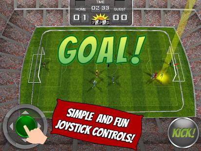 Popar Soccer Puzzle- screenshot thumbnail