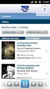 TSF - Rádio Notícias - screenshot thumbnail