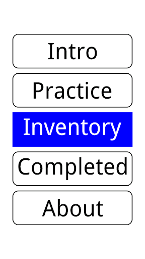 Cognitive Profile Inventory