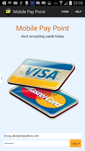 Mobile Pay Point