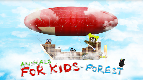 Animals for Kids Forest- screenshot thumbnail