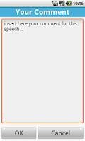 Screenshot of ITDevCon 2011