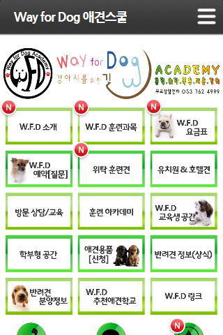 Way for Dog 애견스쿨