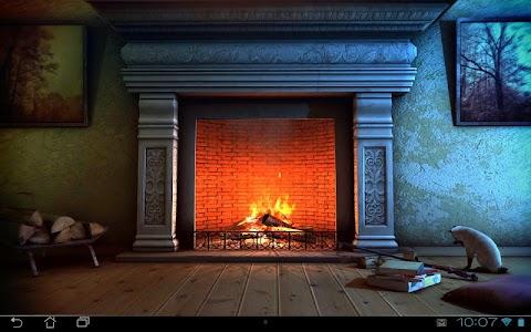 Fireplace 3D Pro lwp v1.1