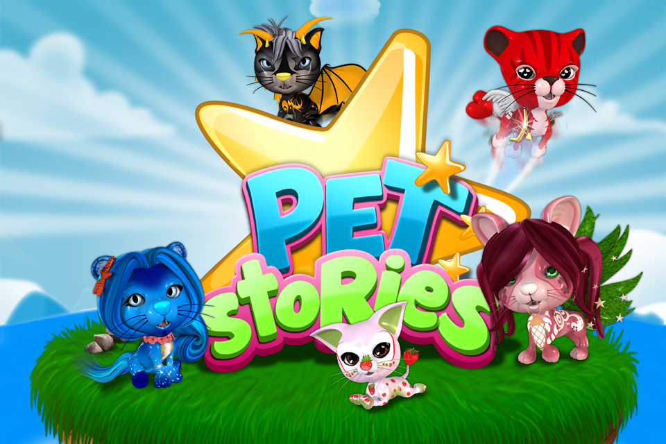 Pet Stories- screenshot
