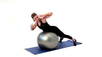 Screenshot of Virtual Trainer Gym Ball