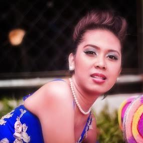 Didz by Ryan Lemil Escarpe - People Portraits of Women ( fantasy, fashion, cebu models, cebu photographers )