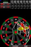 Screenshot of Real Darts Pro