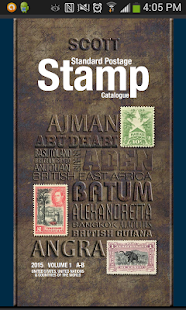 Scott Postage Stamp Catalogue- screenshot thumbnail