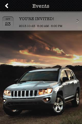 LOCKWOOD CHRYSLER - screenshot