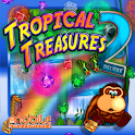Tropical Treasure Gems 2 PAID icon