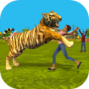 Tiger Rampage Simulator 3D for PC and MAC