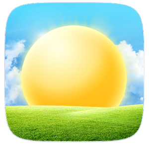 GO Weather Forecast & Widg... app for android