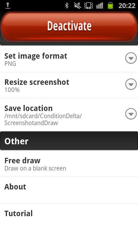 Screenshot and Draw - screenshot