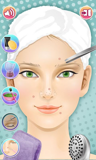 【免費休閒App】Makeup Spa - Girls Games-APP點子