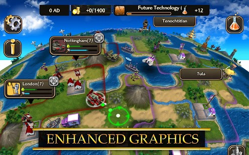 Civilization Revolution 2 Screenshot 11