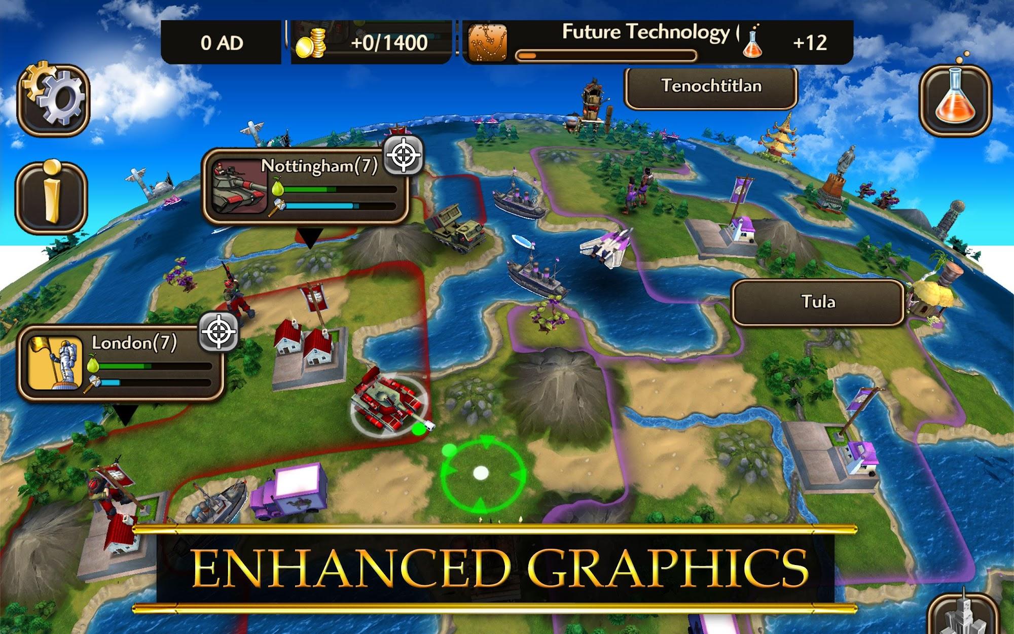 Civilization Revolution 2 screenshot #11